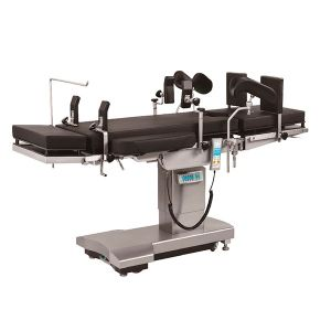 Mesa de operaciones electrohidraulica, cirugía general, con batería, 358/300 kg. Cat TCH-ET-700 TechartMed