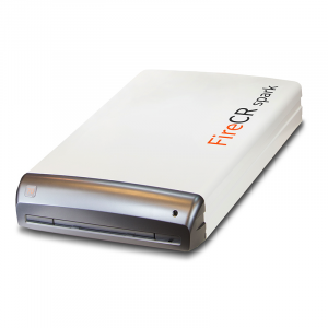 Digitalizador de imágenes Fire CR Soark Medical con chasises 14x17 y 10x12 (mamografia) Cat. 3DS-FIRECR-C  3Disc