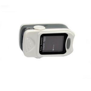 Oximetro de dedo, pantalla OLED y curva pletismografica Cat AUR-FS20-A Accurate