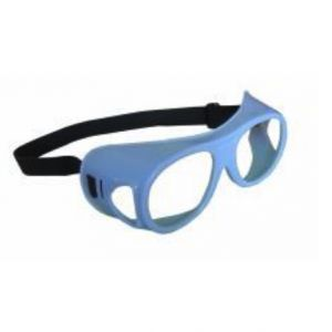 Google emplomado de 0.5 mm de Pb Cat SRY-GOGGLE Slim Royal
