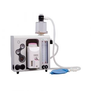 Maquina de anestesia portátil con 1 vaporizador de sevoflourane Cat GSM-IIA Beijing Hong Run Da
