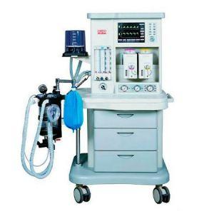 Maquina de anestesia con 3 gases y 2 vaporizadores (sevoflourane isoflourane) Cat GSM-IIIC Beijing Hong Run Da