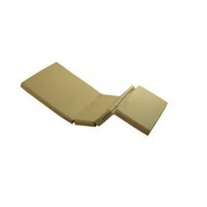 Colchón para cama de hospital 193x89x8 cm seccionado en 4 Cat MEA-H3 Medea