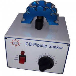 Agitador electrico para pipetas Mod. ICB-PIPETTE-SHAKER Cat. ICB-APD100032  ICB