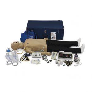 """Simulador de lujo """"Plus"""" Crisis ECG, RCP Monitoreada y Vía Aérea Adulto Cat. NAS-LF03988U  Nasco - Simulaids"""
