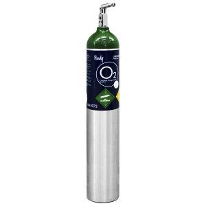 Tanque para oxigeno tipo
