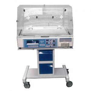 Incubadora control digital de temperatura con base modelo MID-C6 Cat MOL-MID-C6 Man-Olve