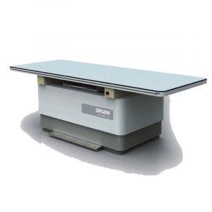 Mesa flotante de 6 vias con altura variable para radiología Cat. DRG-PBT-6  DRGEM
