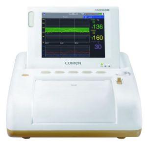 Monitor fetal con pantalla LCD color con doble canal doppler gemelar Cat COM-STAR-5000E2 Comen