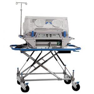 Incubadora térmica neonatal de traslado para ambulancia Cat NND-TI-2000 Ningbo David