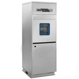 Lavadora desinfectadora para hospitales de carga frontal Cat TUT-TIVA600-8 Tuttnauer