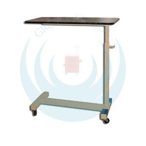 Mesa puente para alimentos de altura variable  (sistema de chupon) Cat ARV-TUB-049 Arveol