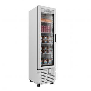 Congelador Vertical de 8' con puerta de cristal Cat. IMB-VFS-08  Imbera