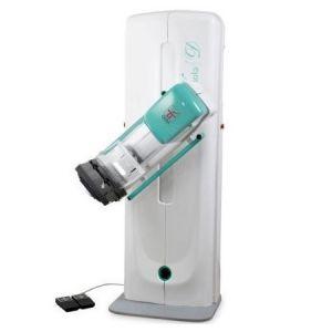 Mastógrafo digital DICOM con porta chasis de 18 x 24