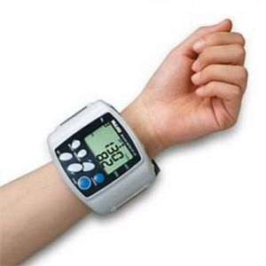 Baumanómetro de muñeca y medidor de grasa Cat NIS-WT-20 NISSEI