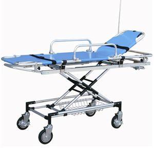 Camilla de emergencia desmontable con respaldo ajustable c2 color azul Cat XIE-YXH-3L Xiehe