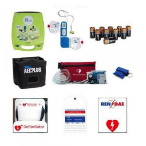 DUPLICADO - Desfibrilador Externo automático AED Plus Kit RCP Cat ZOL-ADEPLUS-KIT Zoll