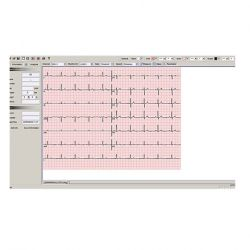 Software y cable para monitoreo en PC para ECG CARDIO7 Cat BIN-PCSOFT Bionet
