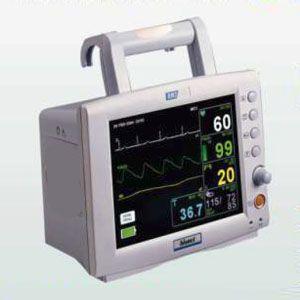 Monitor para paciente 7