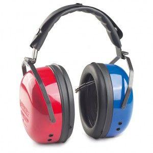 Audiocups, audifonos sonoaislante que amortiguan de 10 db a 15 db sin cabina sonoamortiguada Cat MAI-4695 Maico