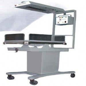Cuna térmica de calor radiante manual con fototerapia Cat TEH-TONALLI1-MFI TEHSA