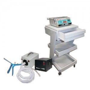 Set unidad para electrocirugía 100 W cat DEX-SET1600 Deltronix