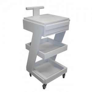 Carro para electrocirugía para unidades Deltronix Cat HER-CPE Hergom