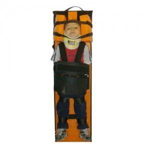 Sistema de Inmovilizacion de madera pediatrico Cat MEH-495 Medi Help