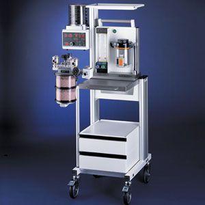 Equipo para anestesia 1 vaporizador Mod. Multiplus tipo MEVD7 Cat RMD-MULTI-MEVD7 Royal Medical