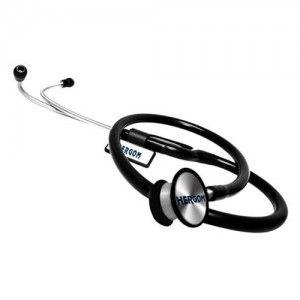 Estetoscopio clásico neonatal color negro Cat CHK-E720 Checkatek