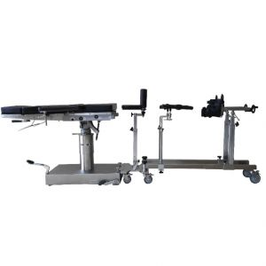 Mesa quirúrgica mecánica hidráulica para ortopedia (con accesorios opcionales) Cat BAM-160BT2 Bame