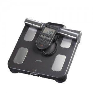 Báscula electrónica 150 kg con IMC Grasa corporal grasa visceral músculo esquelético metabolismo Cat OMR-HBF-514C Omron