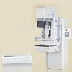 Mastografo digital modelo DMX-600 con detector 23 x 23 cm Cat GER-DMX600-2323 Genoray