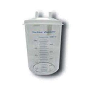 Frasco para aspirador portátil de 1,000 ml Cat HER-7A-200 Hergom