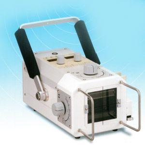 Equipo de rayos X portátil de alta frecuencia 40-100 kv, 30 mA con colimador Cat JOB-P-100F Job