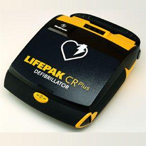 Desfibrilador Lifepak CR+ de operación semiautomatica Cat PHC-80403-000234 Physio-Control