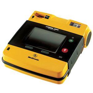 Desfibrilador Lifepak1000 con pantalla de despliegue, de trazo ECG, con batería recargable Cat PHC-99425-000106B Physio-Control