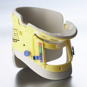 Collarín de inmovilización ajustable mini Perfit con 12 graduaciones Cat AMB-281107 Ambu