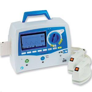 Desfibrilador 4000 básico AED, Marcapasos y SPO2 SCH-DG4000MS