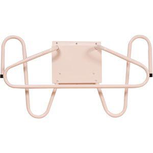 Porta mandil de pared para soporte de guante y mandil Cat SHL-JD820 Shielding