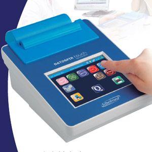 Espirómetro Datospir Touch Diagnostic F incluye software W20 Cat SIB-07058 Sibelmed
