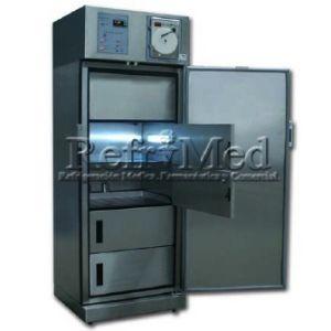 Congelador para plasma de 10 pies cúbicos rango de temperatura  -20 a -25ºC Cat. REF-CVASDV-10 Refrimed