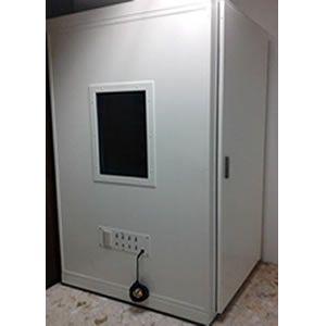 Cabina clinica sonoamortiguada 120x110x220 cm Atenuación 38/40 Db Cat INM-CSM2-38 INAMET