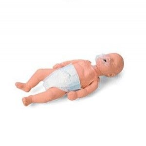 Maniquí recien nacido para RCP Sani Baby (SB26478) Cat NAS-PP02121 Nasco - Simulaids