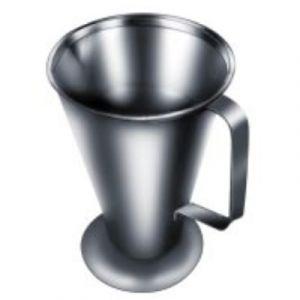 Copa graduada 18/8 de 1 litro Cat DEM-88.140.10 Dewimed