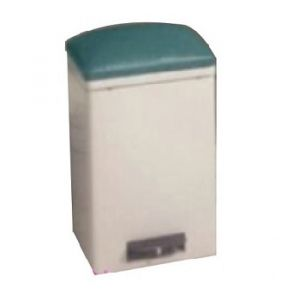 Bote sanitario para basura con tapiz modelo Moni Cat ARV-LAM-006 Arveol