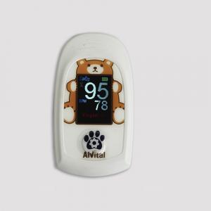 Oximetro de pulso ultraligero de lujo pediatrico Cat ALV-AT101C Alvital