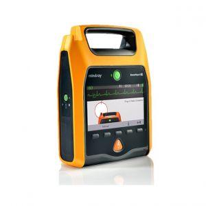 Desfibrilador bifasico AED con bateria desechable y electrodos adultos Cat MIN-BENEHEART D1 Mindray