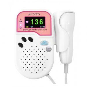 Doppler fetal de bolsillo con pantalla 2 Mhz Cat BET-BF500+ Bestman