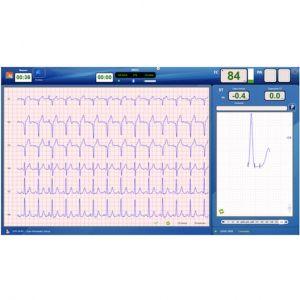 Programa CardioSW – Stress para pruebas de Esfuerzo para equipos CV200 / CV1200 Cat. CSW-SW  Cardio SW